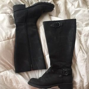 Clarks riding boots